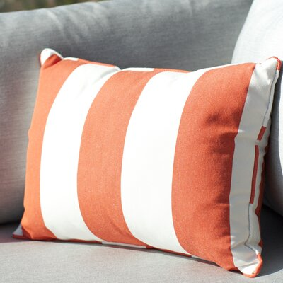 Terry Indoor/Outdoor Sunbrella Lumbar Pillow
