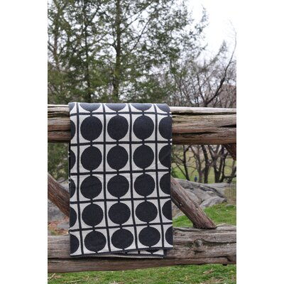 Daza Circle 100% Cotton Throw