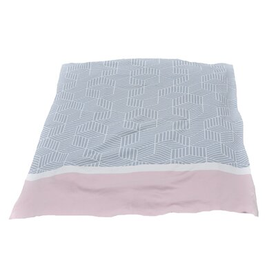 Van Nest Hexa Block 100% Cotton Throw Blanket