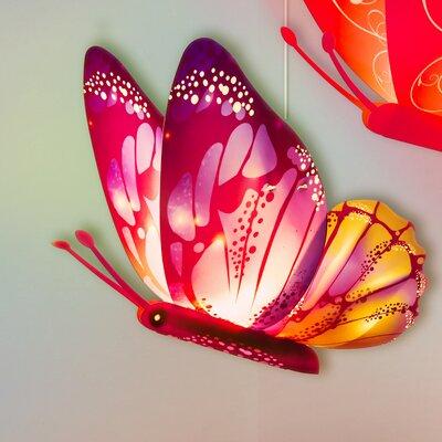 Buddylitez Butterflies 1-Light Pendant
