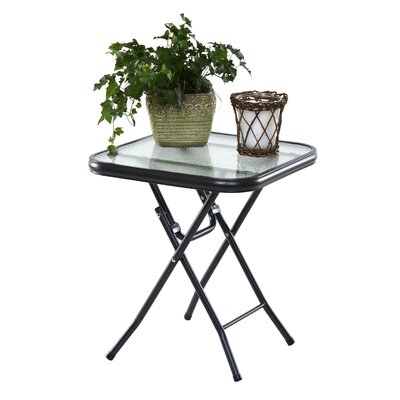 Floyd 16 Square Folding Side Table