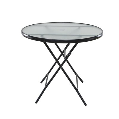 Vargas 34 Round Folding Patio Table