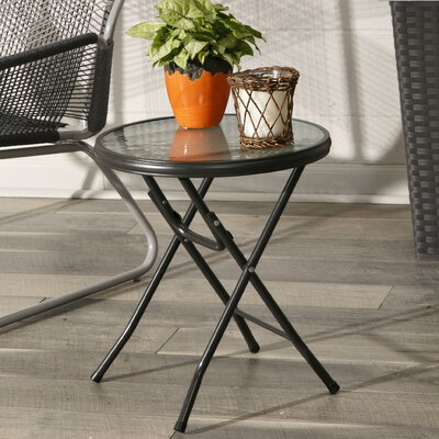 Lawrence 16 Round Folding Side Table