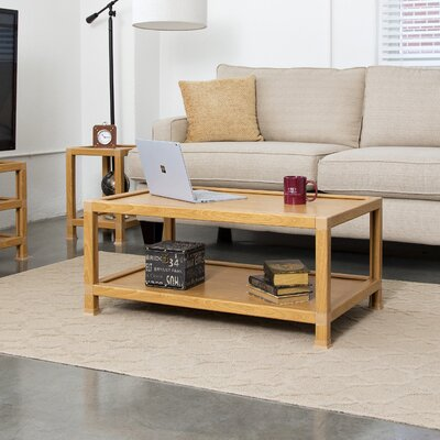 Diederich Coffee Table Color: Oak