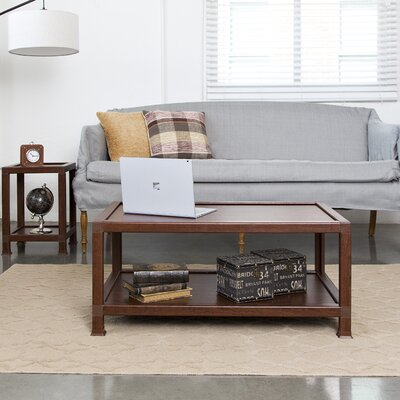 Diederich Coffee Table Color: Teak