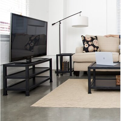 Diederich 36 TV Stand Color: Black