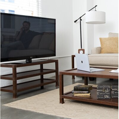 Diederich 36 TV Stand Color: Teak