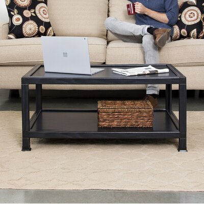Diederich Coffee Table Color: Black