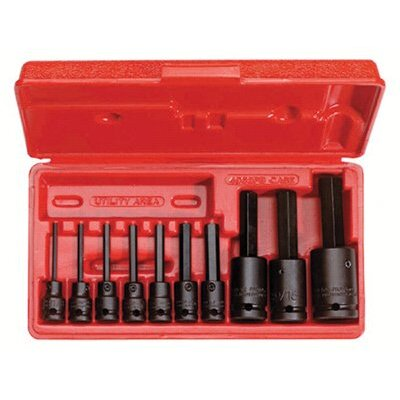 proto 10 Pc. Hex Bit Impact Socket Sets - set skt impact 3/8 1/2 d at Sears.com