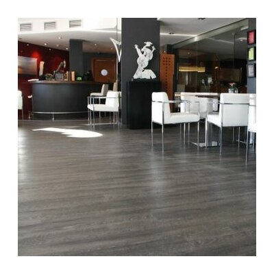Loose Lay LVT 9 x 48 x 5mm Luxury Vinyl Plank in Smokey
