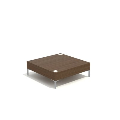 Coffee Table Color: Natural Walnut