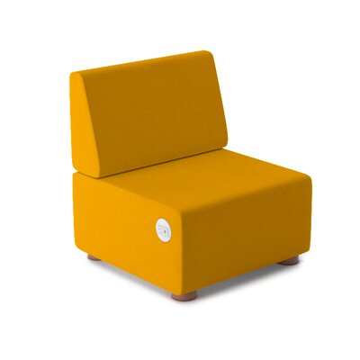 Pods  Dre Vinyl 1 Seater Lounge Chair