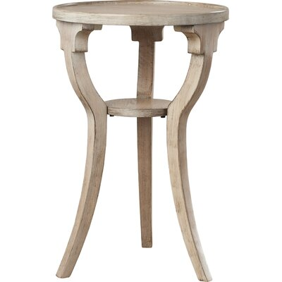Eyers End Table Color: Driftwood