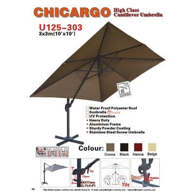 10 Carmouche Cantilever Umbrella