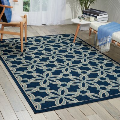 Milo Indoor/Outdoor Area Rug Rug Size: Rectangle 710 x 106