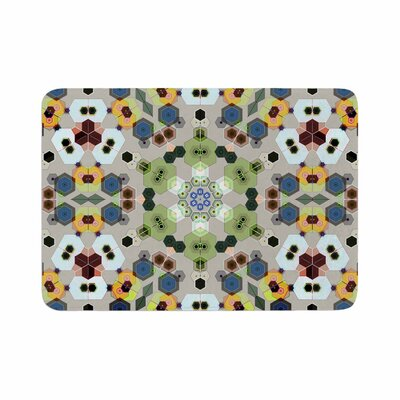 Angelo Cerantola Fruity Fun Modern Memory Foam Bath Rug Size: 0.5