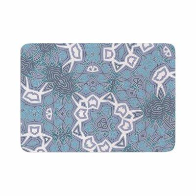 Alison Coxon Tribal Air Memory Foam Bath Rug Size: 0.5 H x 17 W x 24 D