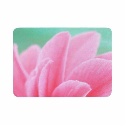 Alison Coxon Camellia Memory Foam Bath Rug Size: 0.5 H x 24 W x 36 D