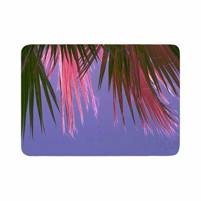 Ann Barnes Neon Jungle Memory Foam Bath Rug Size: 0.5 H x 24 W x 36 D