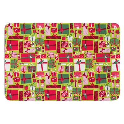 Allison Beilke Prezzies Memory Foam Bath Rug