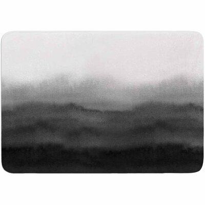 Draper Ombre Ink Wash Memory Foam Bath Rug