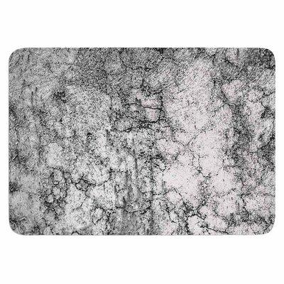 Ann Barnes Marble I Memory Foam Bath Rug