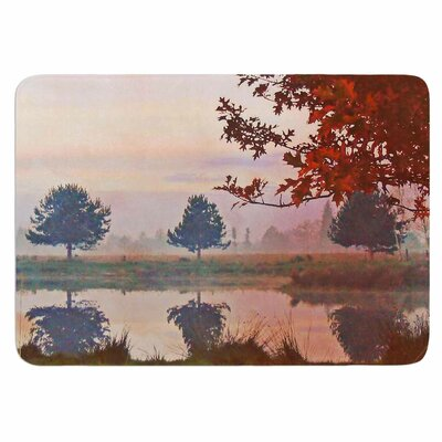 Pellerina Design Magic Morning Memory Foam Bath Rug