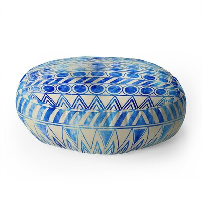 Fimbis Cool Kicks Round Floor Pillow