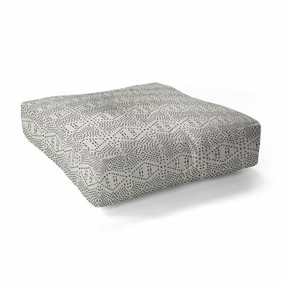 Holli Zollinger Boho Tile Square Floor Pillow