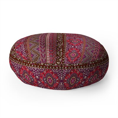 Aimee St Hill Farah Stripe Round Floor Pillow