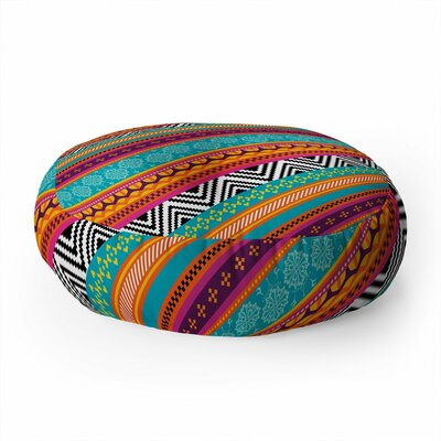 Juliana Curi Round Floor Pillow
