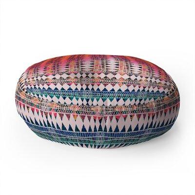 Bel Lefosse Design Tribalism Round Floor Pillow