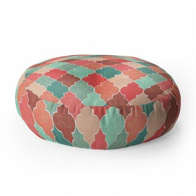 Jacqueline Maldonado Morocco Pastel Round Floor Pillow