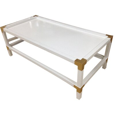 Cintia Coffee Table with Tray Top