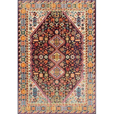 Deja Area Rug Rug Size: Rectangle 9 x 12