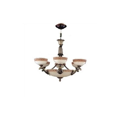 Alicante 9-Light Candle-Style Chandelier