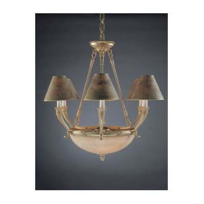 Palma 9-Light Shaded Chandelier