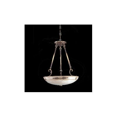 Castella 3-Light Inverted Pendant