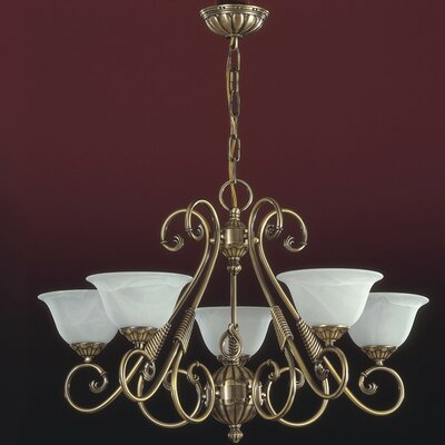 Alava 5-Light Candle-Style Chandelier