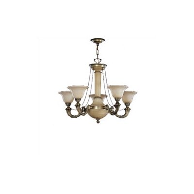 Santos 5-Light Shaded Chandelier