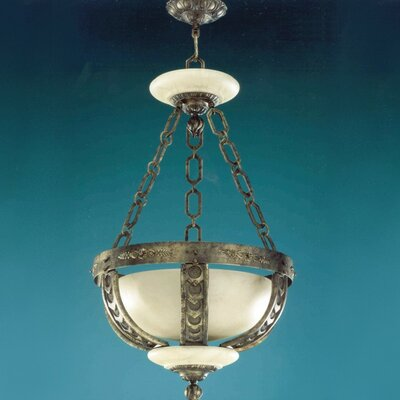 Melilla 5-Light Bowl Pendant
