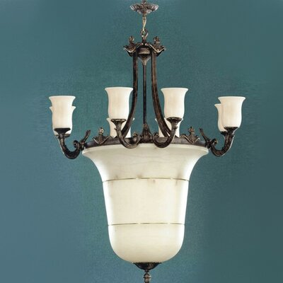 Vidra 16-Light Candle-Style Chandelier