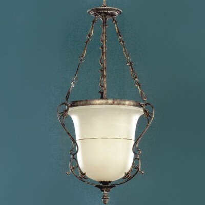 Zona 5-Light Inverted Pendant