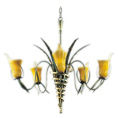 Firenze 5-Light Candle-Style Chandelier