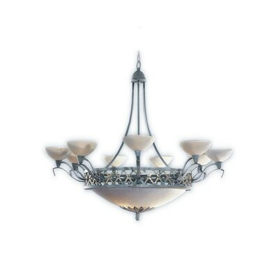 Padova 12-Light Candle-Style Chandelier