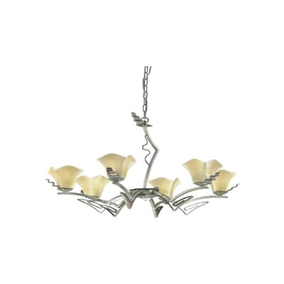 Rovigo 6-Light Shaded Chandelier