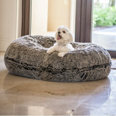 Bagel Dog Bed Color: Frosted Willow