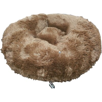Bagel Grizzly Bear Dog Bed BAGEL-GYBR-XS