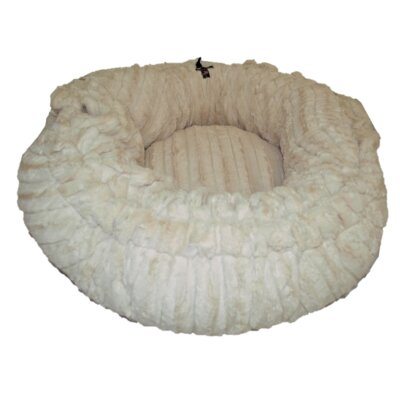 Hybrid Bagelette Bolster Dog Bed Size: 36 W x 36 D x 10 H