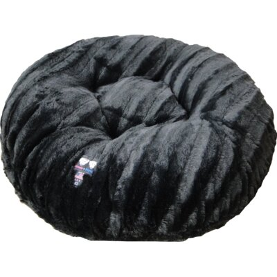 Bagel Puma Dog Bed Size: Large (42 W x 42 D)